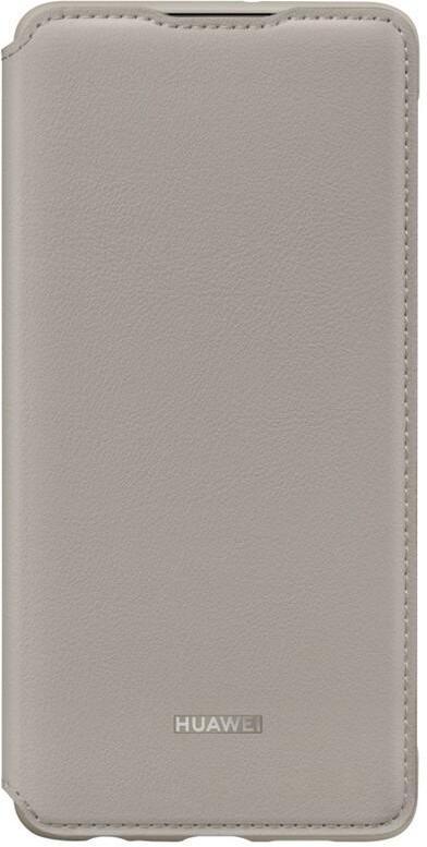 HUAWEI Flipové pouzdro pro P30 Khaki (51992858)