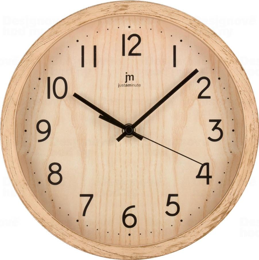 Designové nástěnné hodiny 00827F Lowell 25cm