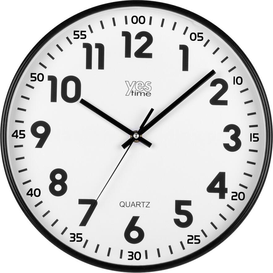Nástěnné hodiny 00720N Lowell 30cm