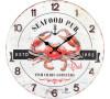 Designové nástěnné hodiny 21494 Lowell 34cm