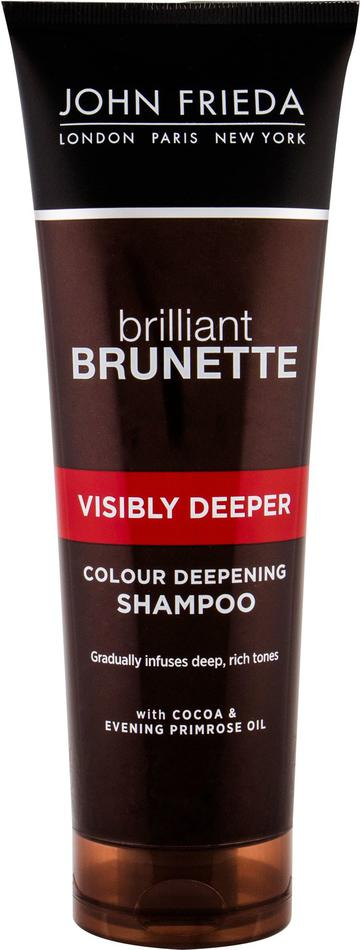 Šampon John Frieda Brilliant Brunette, 250 ml