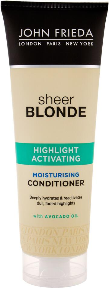 Kondicionér John Frieda Sheer Blonde, 250 ml