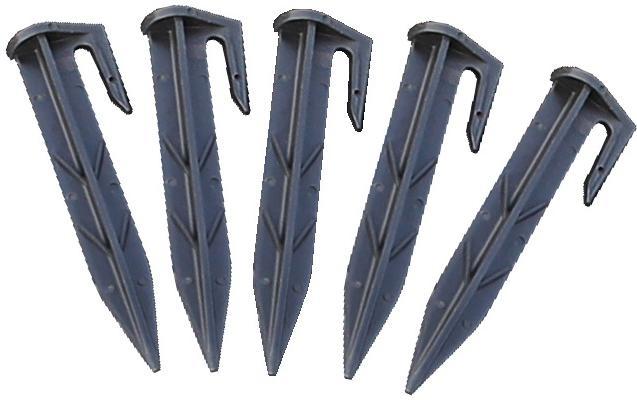Riwall PRO Plastová skoba Riwall, 100 ks (pro model RRM 1000)
