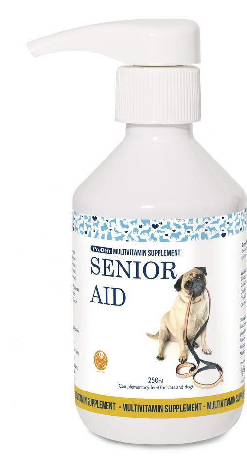 ProDen Senior Aid 250ml ProDen PlaqueOff