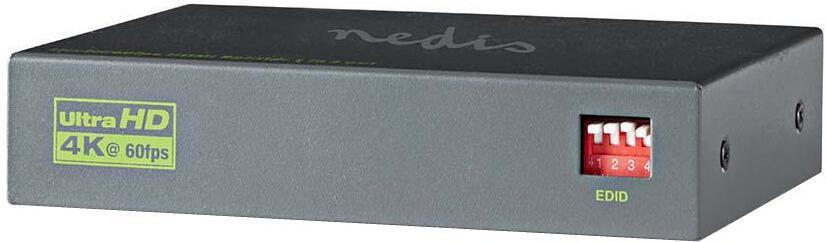 Recenze NEDIS rozbočovač HDMI/ 4 porty/ 1x HDMI vstup/ 4x