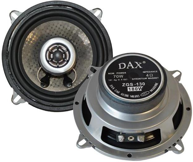 Reproduktor do auta ZGS-130 DAX