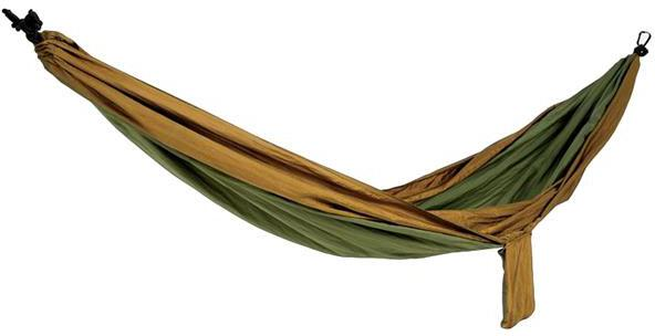 Síť houpací SPOKEY COCOON nylon do 150 kg, zelená
