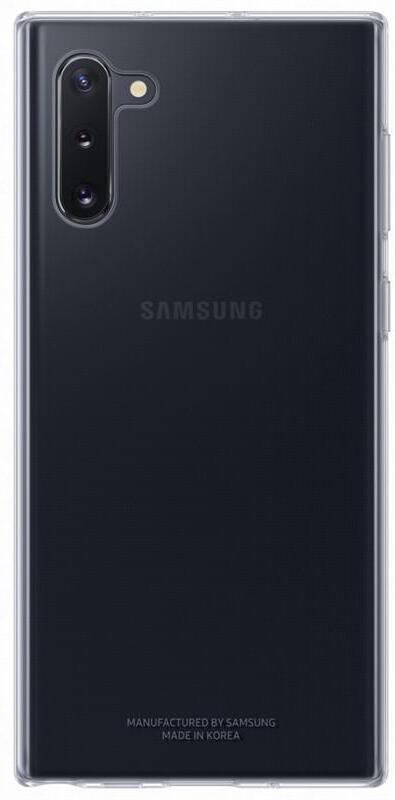 Samsung Průhledný zadní kryt pro Galaxy Note10 (EF-QN970TTEGWW)