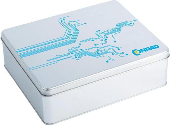 Stavebnice elektronická CONRAD Experimentální box 10113