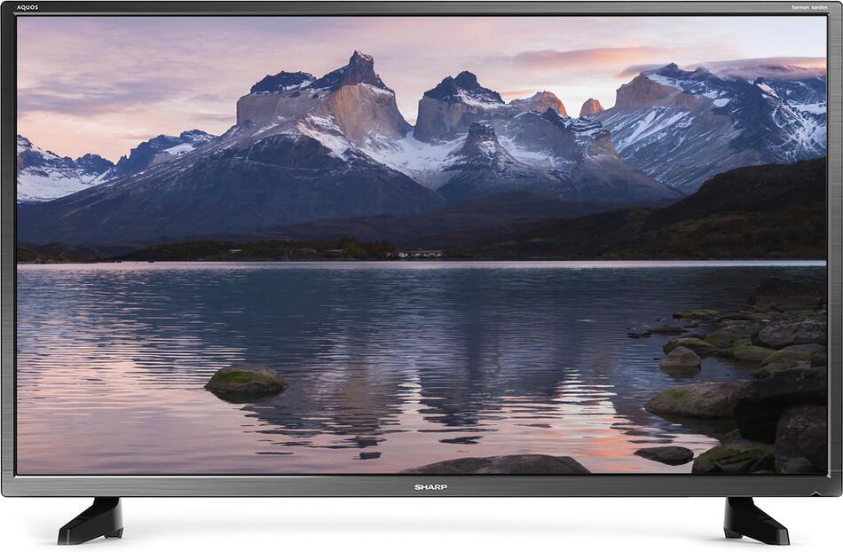 LC 32HI3222 100Hz, DVB-S2/T2 H265 Sharp