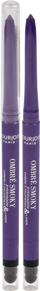 Oční linka BOURJOIS Paris Ombré Smoky, 0,28 ml, odstín 003 Purple