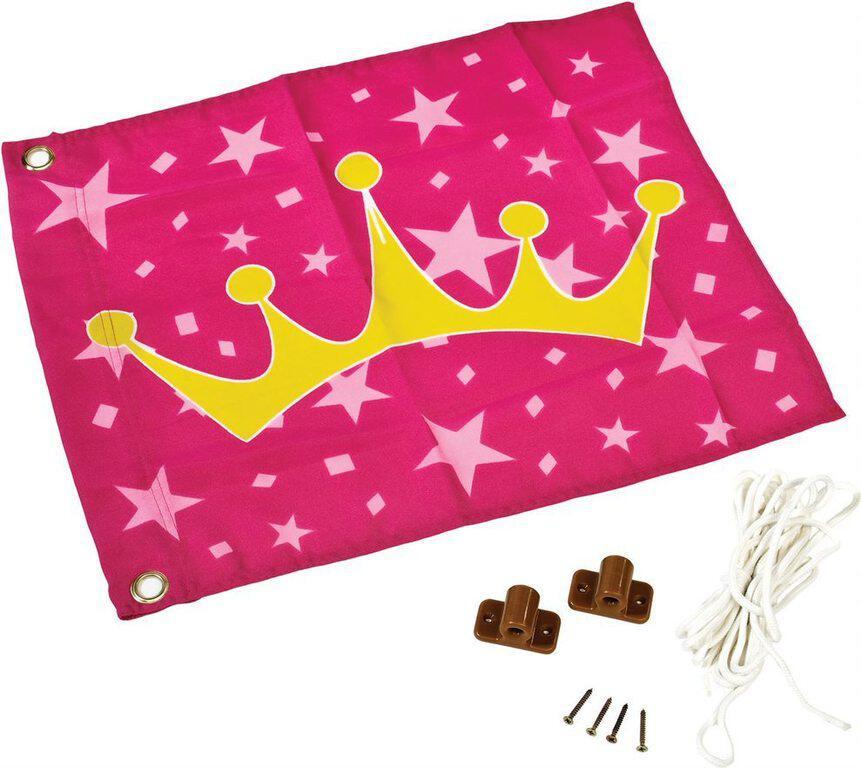 Vlajka princezna Marimex Play (11640305)