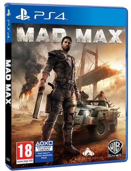 HRA PS4 Mad Max PS HITS