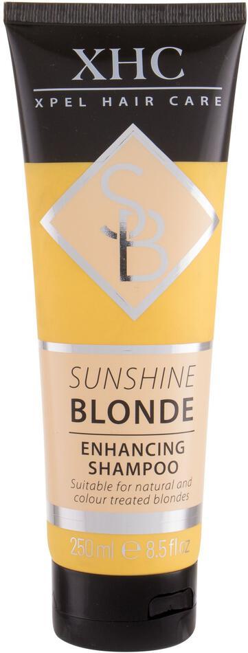 Šampon Xpel Sunshine Blonde, 250 ml