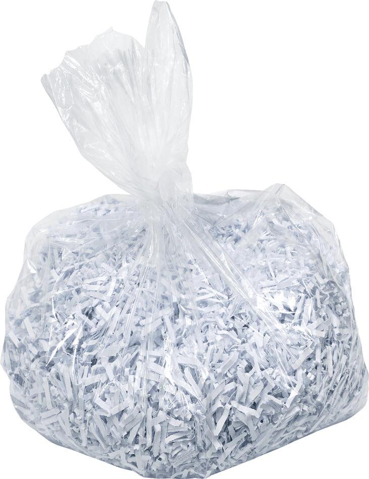 Plastové pytle na skartovaný odpad Leitz IQ (80080000)