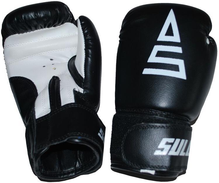 Box rukavice SULOV PVC, 4oz, černé