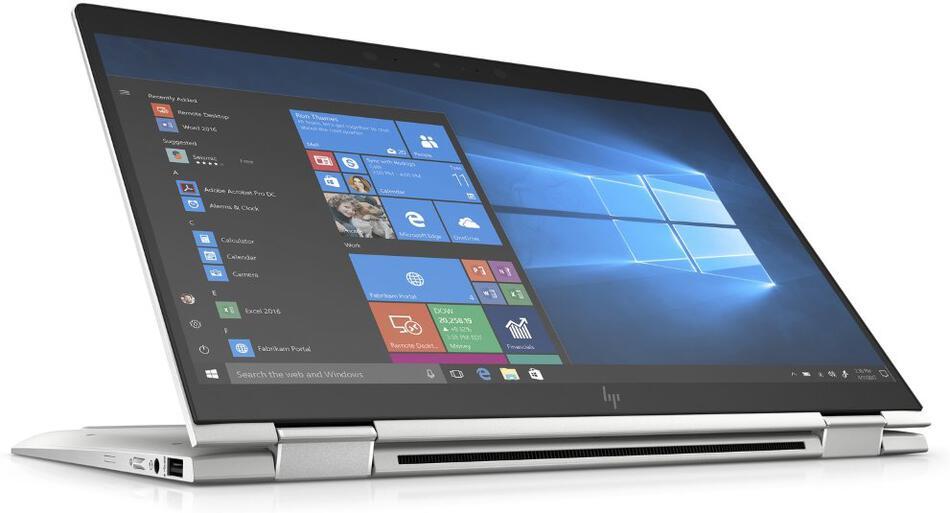 "HP EliteBook x360 1030 G4/ i5-8265U/ 8GB LPDDR3/ 256GB SSD/ Intel UHD 620/ 13,3"" FHD IPS Touch/ W10P/ Stříbrný (7YL04EA#BCM)"