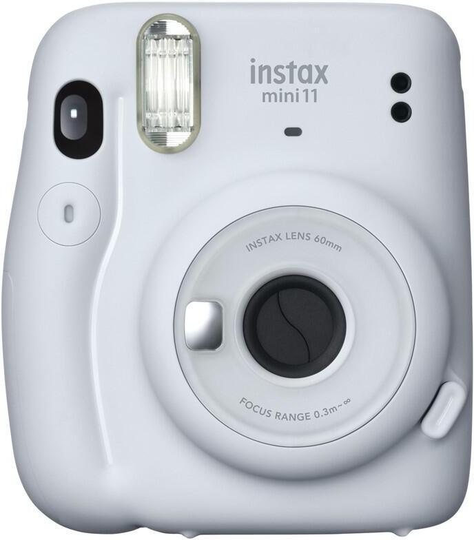 Fujifilm INSTAX MINI 11 - Ice White (16655039)