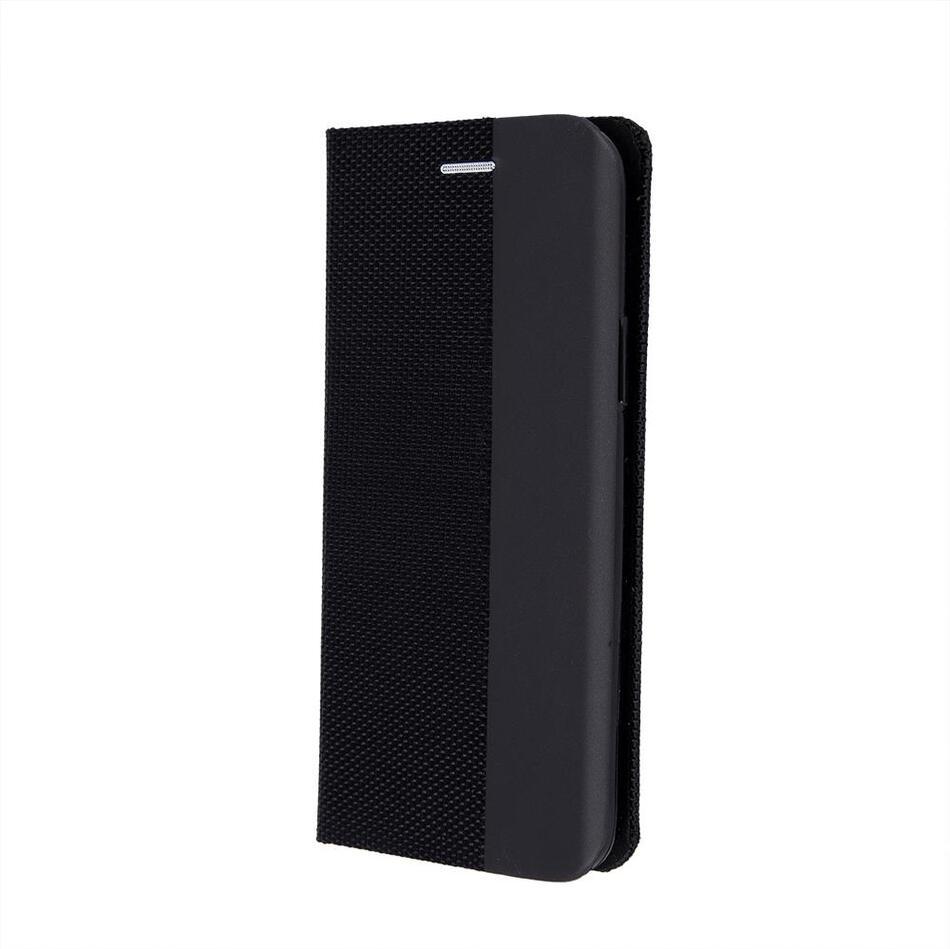 Knížkové pouzdro Smart Senso pro Xiaomi Redmi Note 8T černé CPA