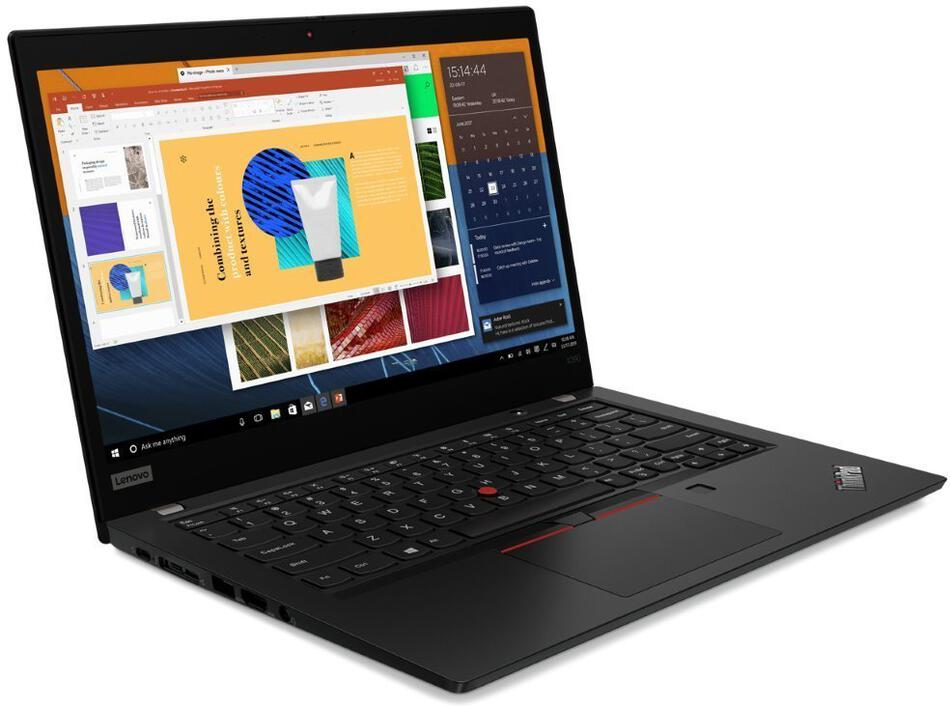 "Lenovo TP X390/ i7-8565U/ 16GB DDR4/ 512GB SSD/ Intel UHD 620/ 13,3"" FHD IPS/ 4G/ W10P/ Černý (20Q0005NMC)"