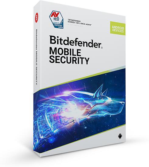 Bitdefender Mobile Security for Android 1 zařízení na 1 rok BOX (BM01ZZCSN1201LEN_BOX)
