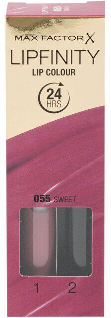 Rtěnka Max Factor Lipfinity, 4,2 ml, odstín 055 Sweet