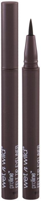 Oční linka Wet n Wild Pro, 0,5 ml, odstín Dark Brown