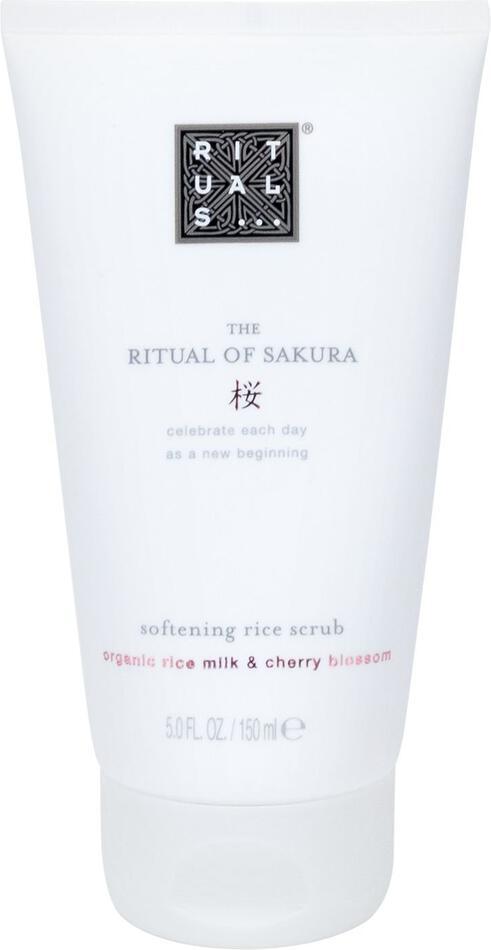 Tělový peeling Rituals The Ritual Of Sakura, 150 ml