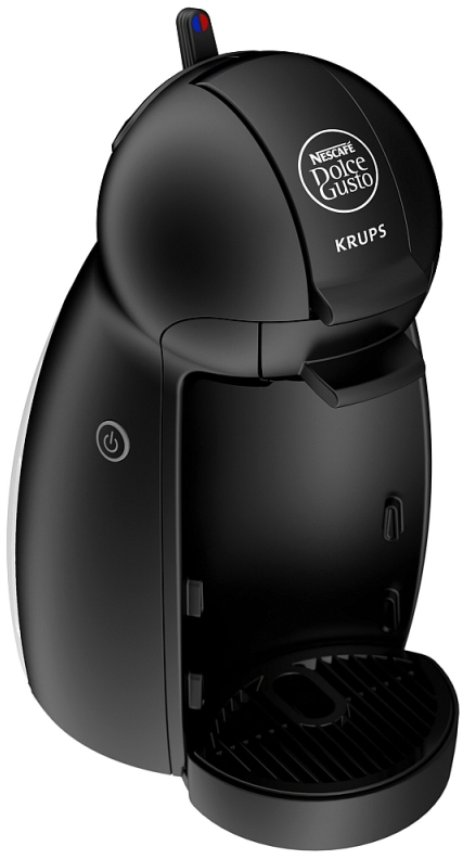 espresso krups kp 1000 nescaf dolce gusto piccolo black. Black Bedroom Furniture Sets. Home Design Ideas