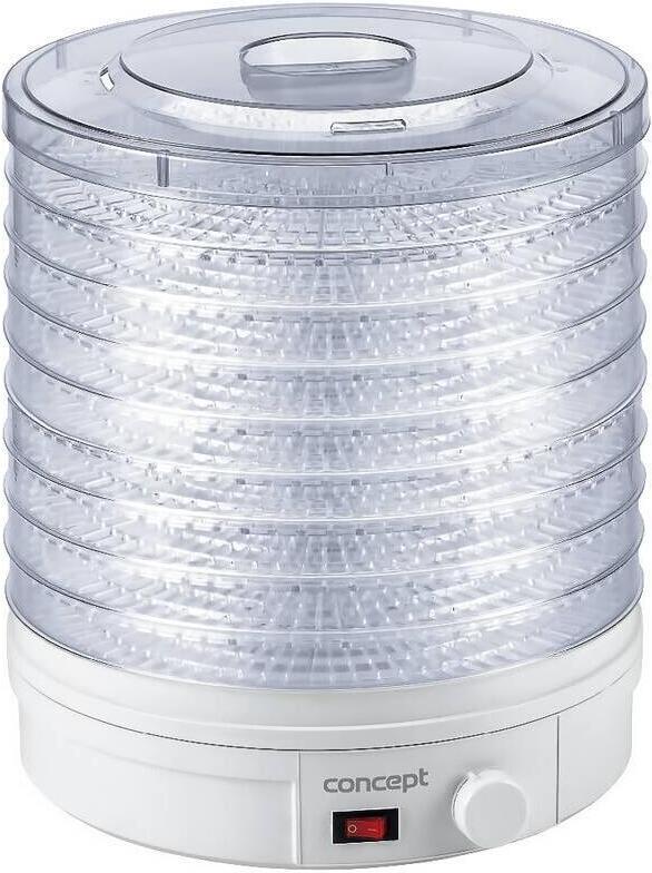Concept SO1020 Sušička ovoce GOBI 9 sušicích sít