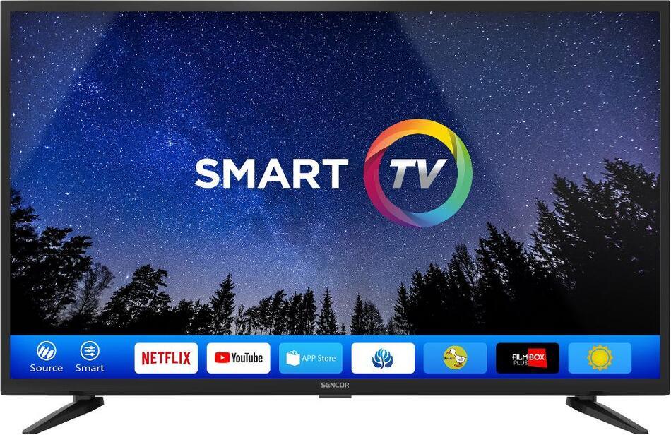 HD LED TV Sencor SLE 32S601TCS SMART