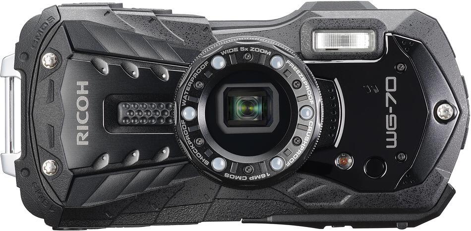 Kompaktní fotoaparát RICOH WG-70 BLACK
