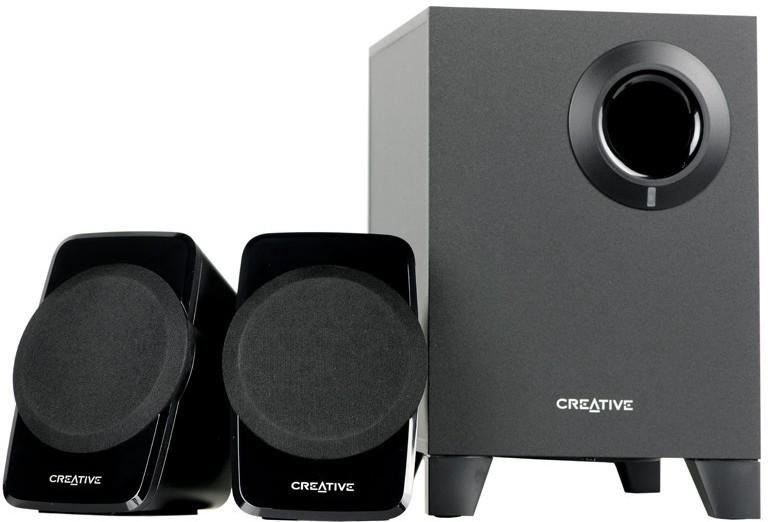 Reproduktory Creative Labs Inspire A120 2.1 - černé