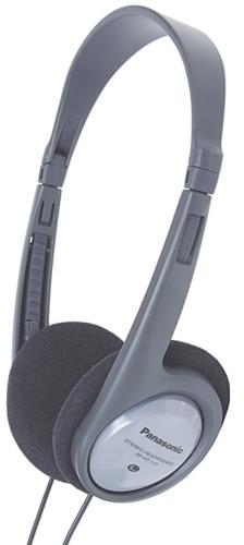 Sluchátka otevřená Panasonic RP-HT010E-H šedá