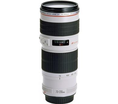 Canon EF 70-200mm f/4.0 L USM + DOPRAVA ZDARMA