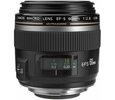 Canon EF-S 60mm f/2,8 USM Macro