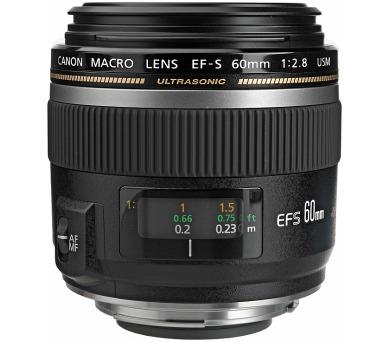 Canon EF-S 60mm f2.8 Macro USM Macro