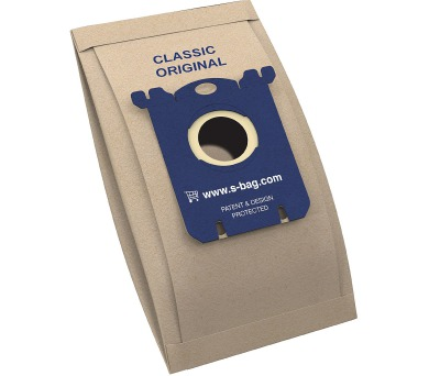 Electrolux E200 (Classic s-bag) 5ks do vysav. Clario