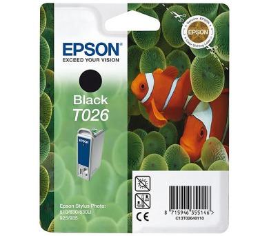 Epson T026 + DOPRAVA ZDARMA