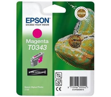 Epson T0343 + DOPRAVA ZDARMA