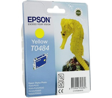 Epson T0484 + DOPRAVA ZDARMA