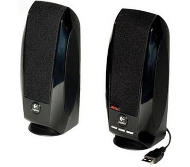 Logitech S-150 2.0 - černé