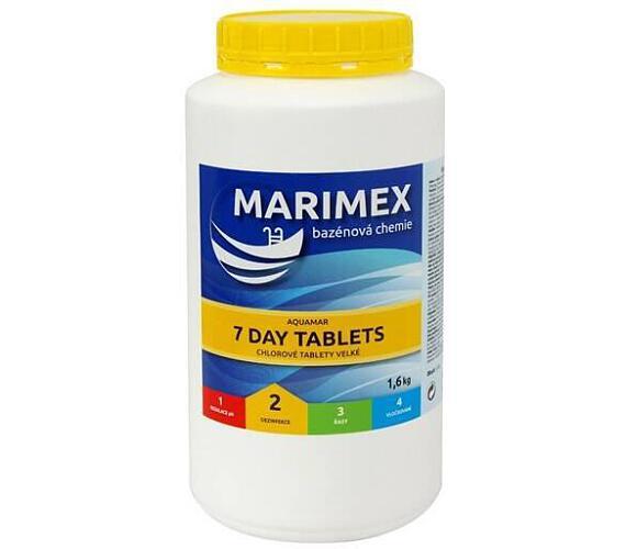 Marimex AQuaMar - 7 DAY TABLETS 1,6 kg