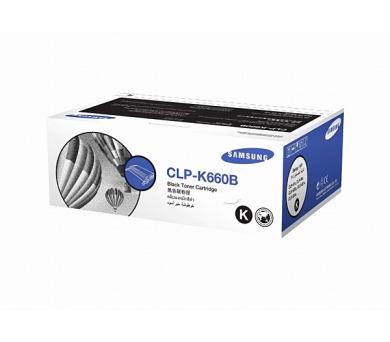 Samsung CLP-K660B + DOPRAVA ZDARMA