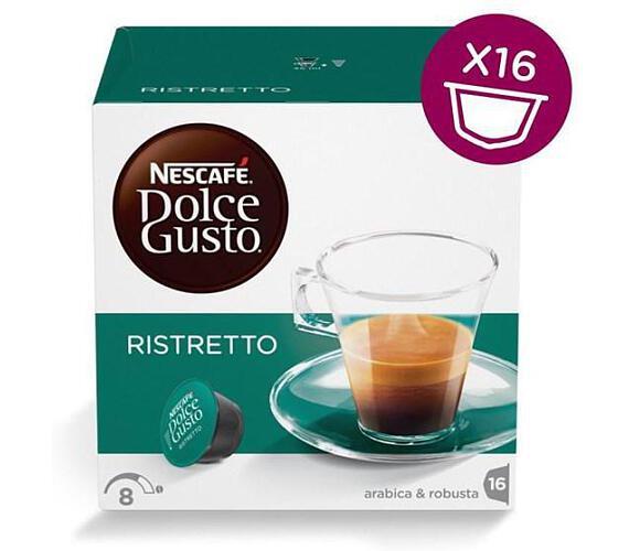 NESCAFÉ Espresso Ristretto 16 ks k Dolce Gusto