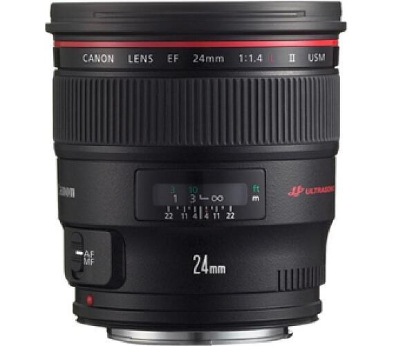 Canon EF 24mm f/1.4 L II USM + DOPRAVA ZDARMA