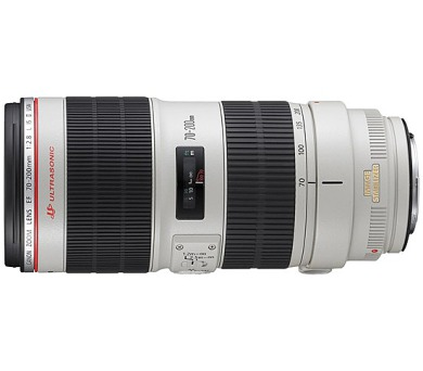 Canon EF 70-200mm 1:2.8 L IS USM II
