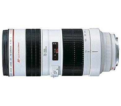Canon EF 70-200mm 1:2.8 L USM