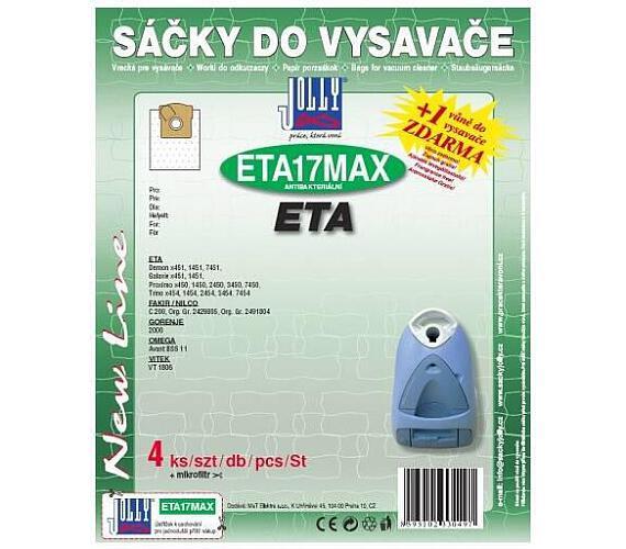 Jolly MAX ETA17 (4+1ks) do vysav. DAEWOO
