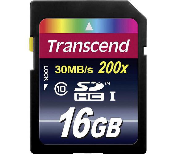 Transcend SDHC 16GB Class10